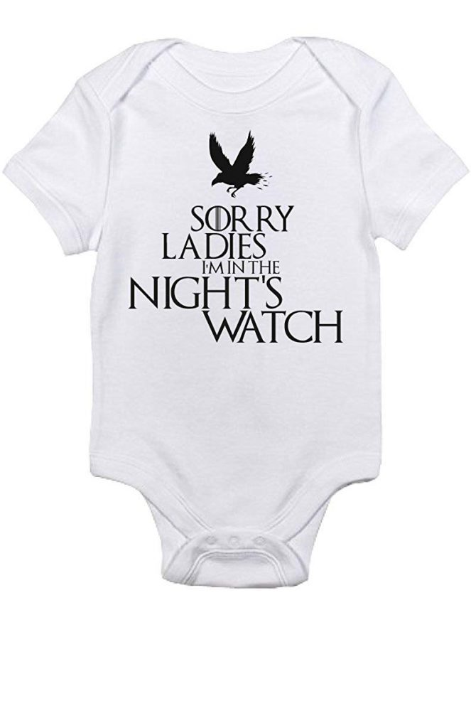 7d989a05 Game of Thrones Baby Clothes & Onesies - Geek Baby Clothes