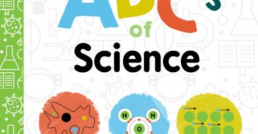 ABCs of Science book cover